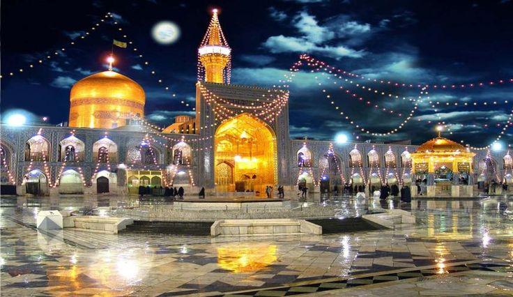 Karbala in Iraq: ...