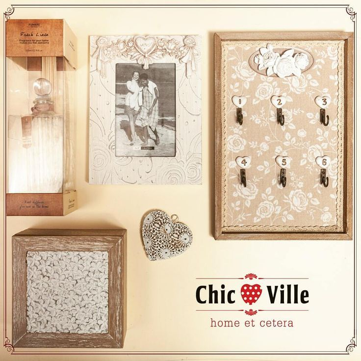 Shabby Chic Presents for Her - Room Parfume Scents, Antique Photo Frames