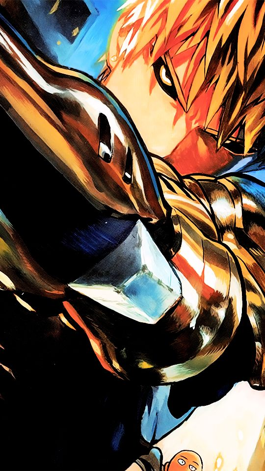 NEKOMA, hyakyuyas: Genos and Saitama Wallpapers...   Anime ...