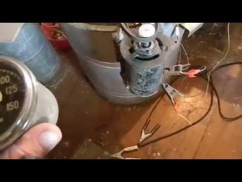 привод медогонки из генератора Г-108 поиск истины. - YouTube