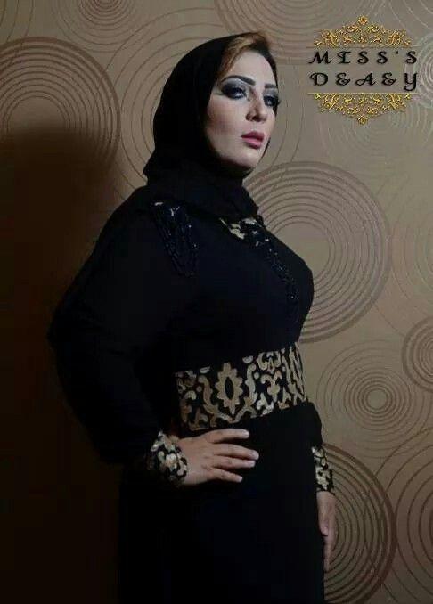 تصميم عباية سعودي