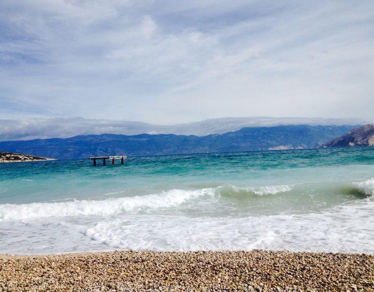 Kroatien. Baska