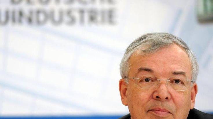 BDI-Vizechef: Bürokratie bremst Ausgaben für Infrastruktur - http://ift.tt/2cEYT6X