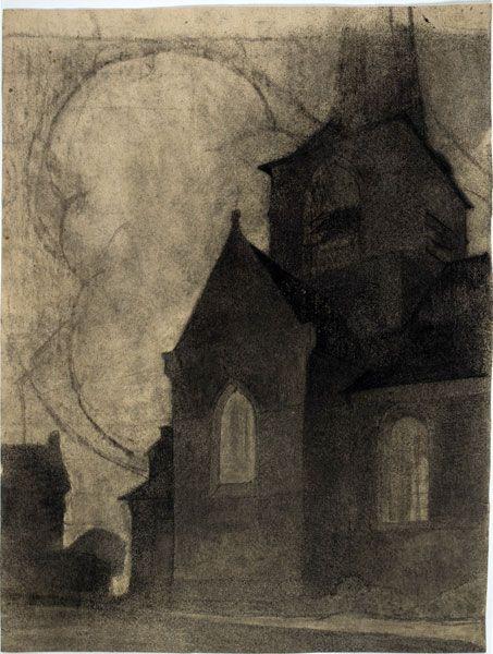 Lismonde  De kerk van Wambeek (1928)