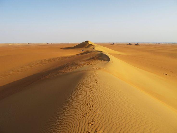 Fotos aus Ägyptens Wüste - Sahara - Libysche Wüste