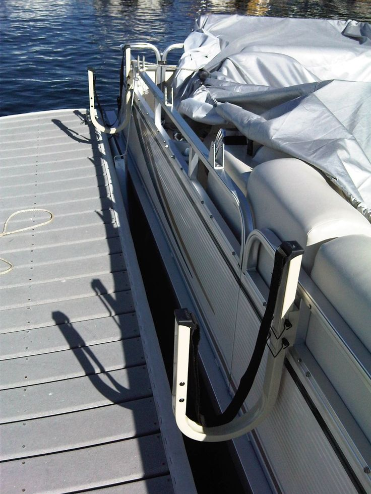 Sup Storage Rack On Pontoon Boat About A Boat