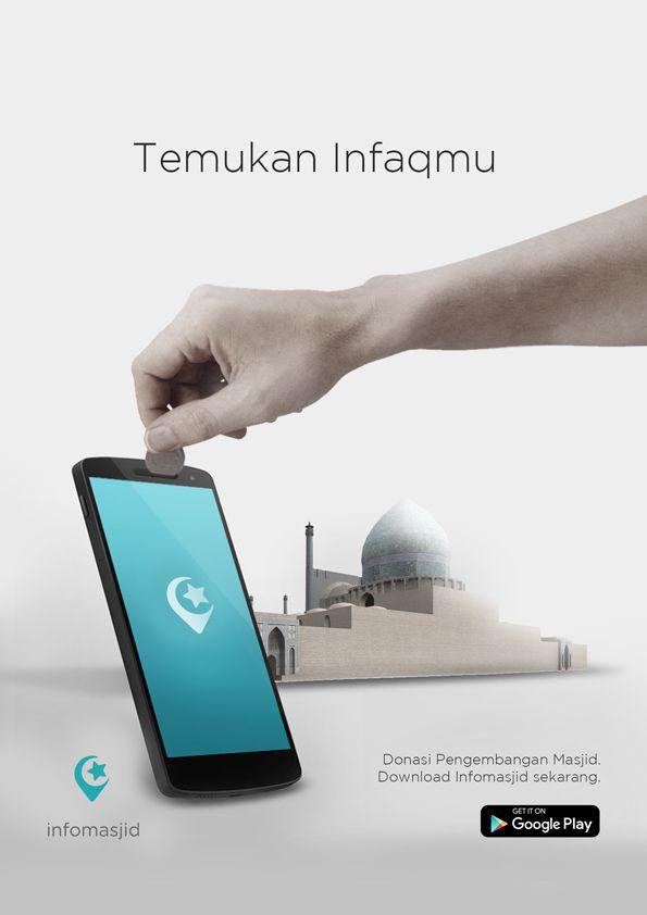 Infomasjid App promo banner