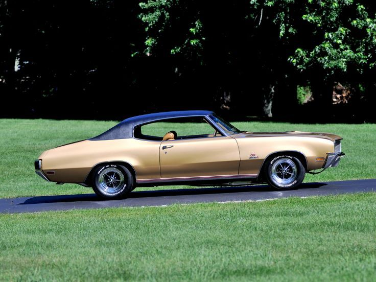 Amazing 1970 Buick GS 455 44637 Classic Muscle G S G