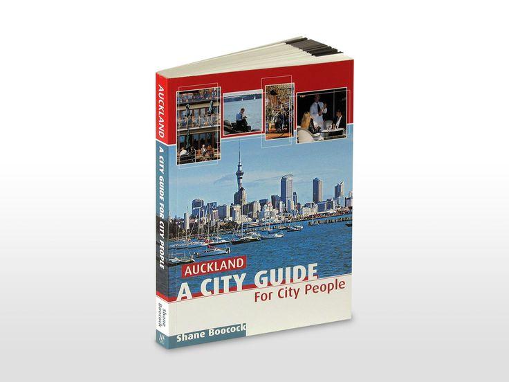 Auckland – A City Guide book cover