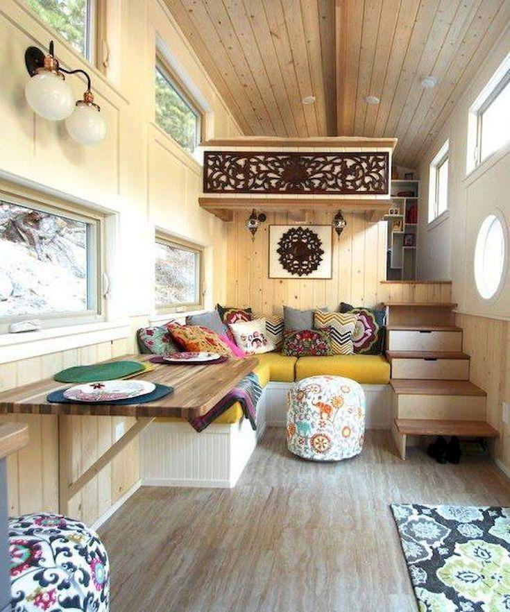 Smart Ideas For Amazing Bedroom Storage Home To Z Tiny House Interior Tiny House Decor Tiny House Interior Design