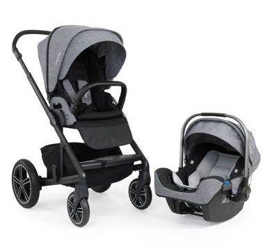 nuna mixx 2 stroller system pipa car seat set  July 28, 2017  NORDSTROM DIRECT #0808 888-282-6060 IA paid $717.08