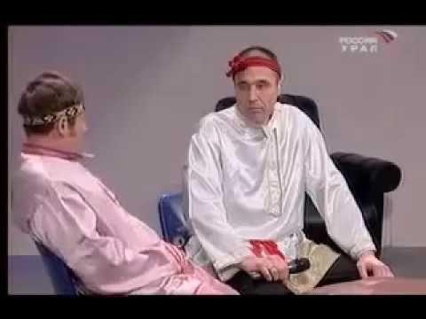 """Шоу """"Уральских пельменей"""". Эксклюзив."""