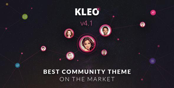 Download KLEO v3.1 – Next level Premium WordPress Theme, free theme, free wp…