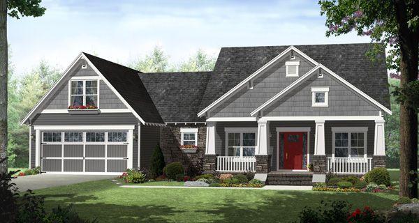 The Madeline Lane House Plan - 1602