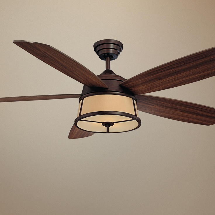 "52"" San Remo Copper Basin Ceiling Fan"