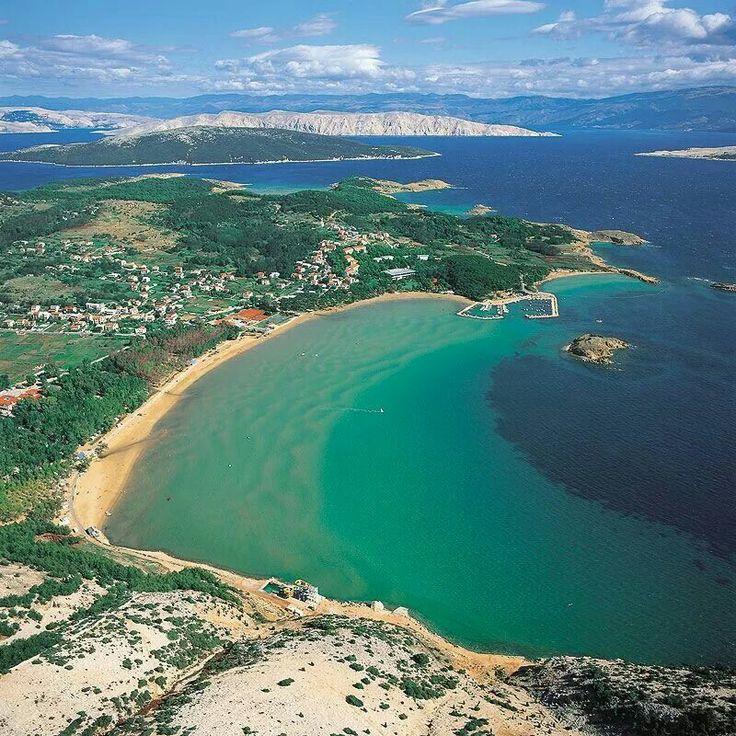 Lopar isola di rab - Croatia