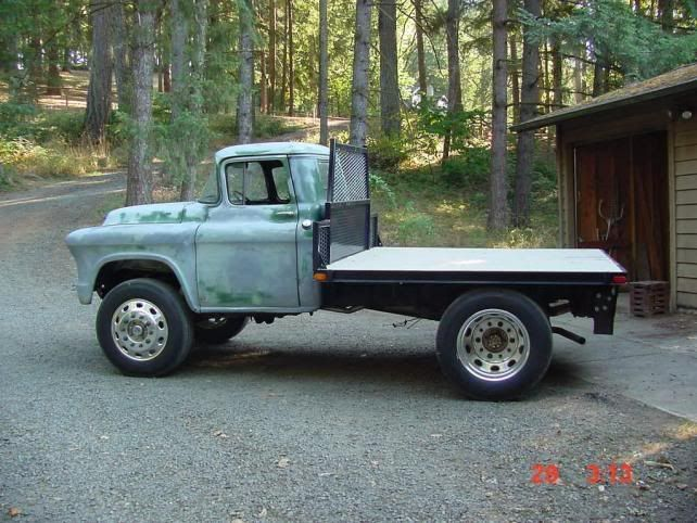 Bad Ass Old Trucks | Old Chevy 4x4 Trucks For Sale Classic dually trucks for sale