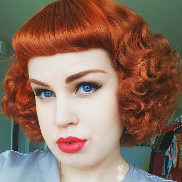 293 Best Images About VINTAGE HAIRSTYLES On Pinterest