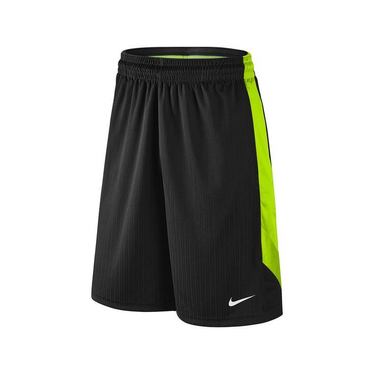 Big & Tall Nike Layup 2.0 Shorts, Men's, Size: Xl Tall, Grey (Charcoal)