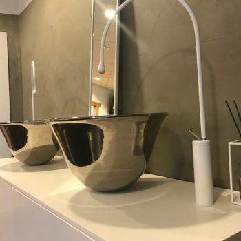 17 beste idee n over italiaanse badkamer op pinterest rustiek italiaans decor en badkamers - Badkamer meubilair merk italiaans ...