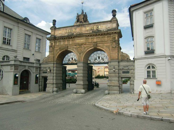 Pilsen (Plzen), Czech Republic | Category - Factory Tours Waymark - Brewery tour - Pilsner Urquell ...