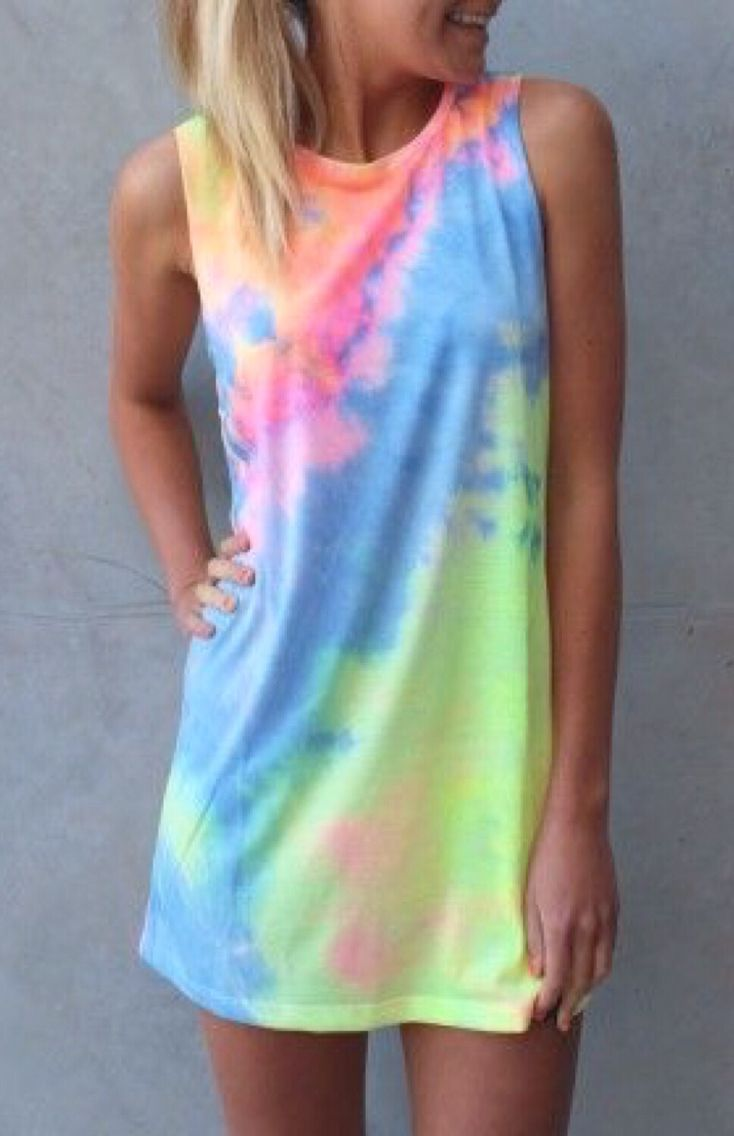 Cute for over a bathing suit or as a night shirt