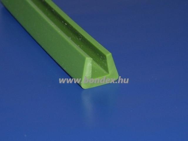 5 mm-es éltömitő szilikon  profil