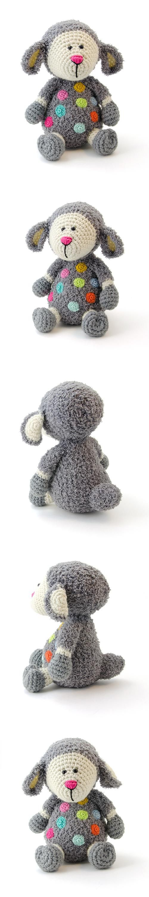 Sofi The Sheep Amigurumi Pattern