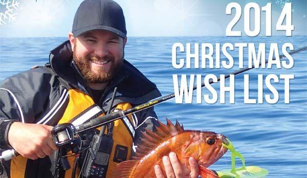 Christmas ideas for the kayak angler in your life - 2014 YakAngler Christmas Wish List