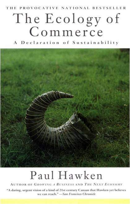 """""""The first rule of #sustainability is to align with natural forces, or at least not try to defy them.""""  ― Paul Hawken"""