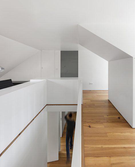 Restelo House, Lisbon, 2016 - João Tiago Aguiar, arquitectos