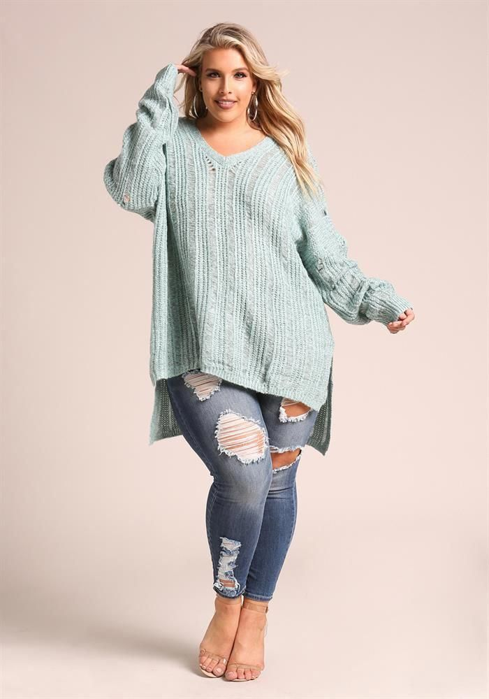 Winter Outfits For Plus Size Ladies 2020