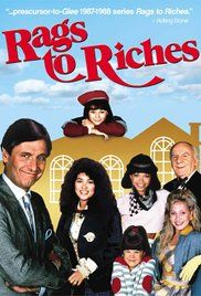 Rags to Riches (TV Series 1987–1988) - IMDb