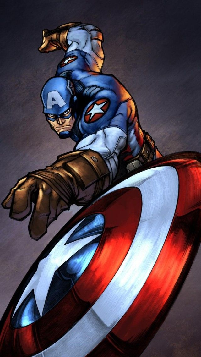 Captain America iPhone wallpapers mobile9 Movies