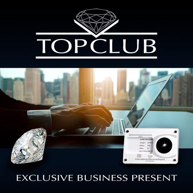 Top Club - Exclusive Business Present Scopri le collezioni su https://it.pinterest.com/pasqualidomenici/
