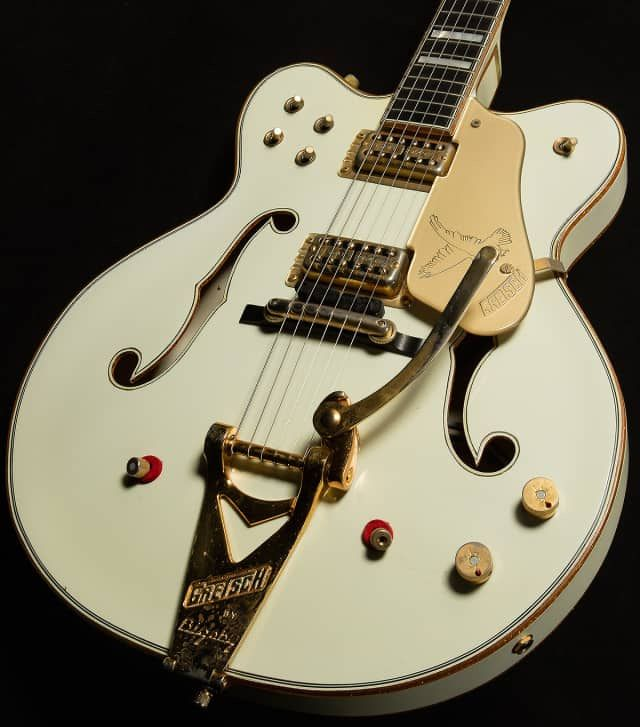 Gretsch White Falcon 1961 White 36874
