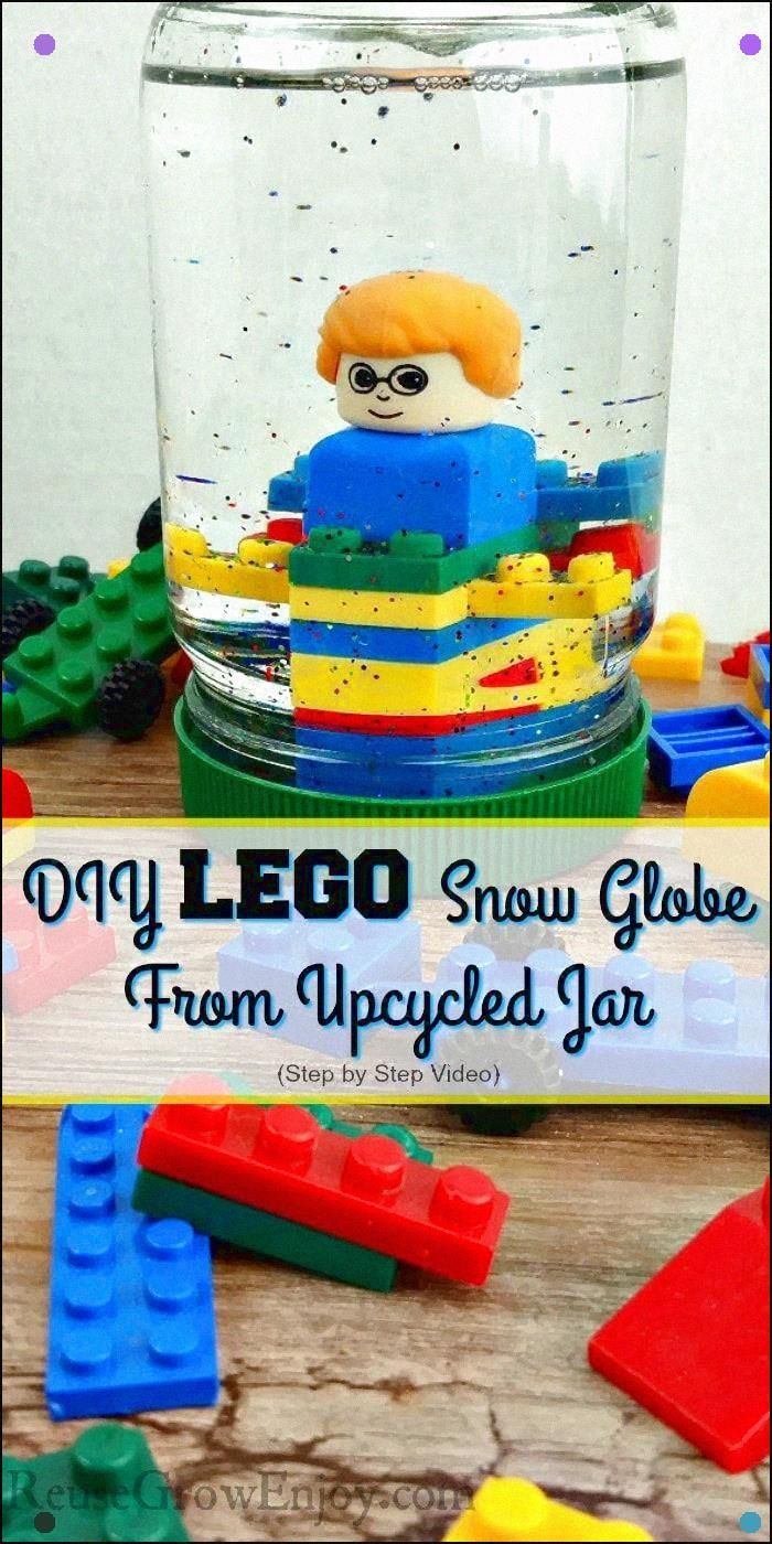 Have Kids That Love Lego S This Is Such A Fun And Easy Craft To