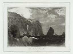 'THE LANDS-END, CORNWALL' (Date unknown) | William Daniell     ✫ღ⊰