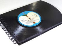 XXL Fotobuch Fotoalbum Schallplatte Vinyl Record
