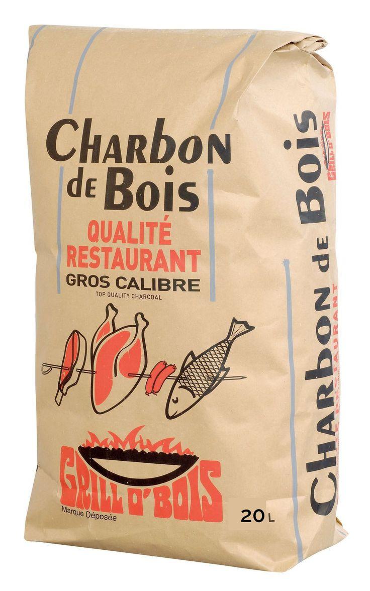 Découvrez la gamme de charbon de bois Grill O'Bois : charbon et Pierre de Lave !  On vous explique tout sur la pierre de lave ! ^^