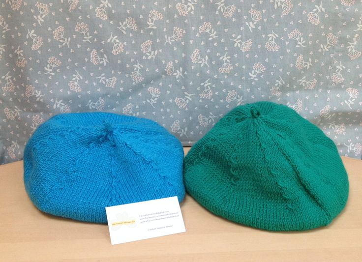 Irish Hand Knitted, Ladies and Teens Berry, from the clan email thecraftyshamrock@gmail.com