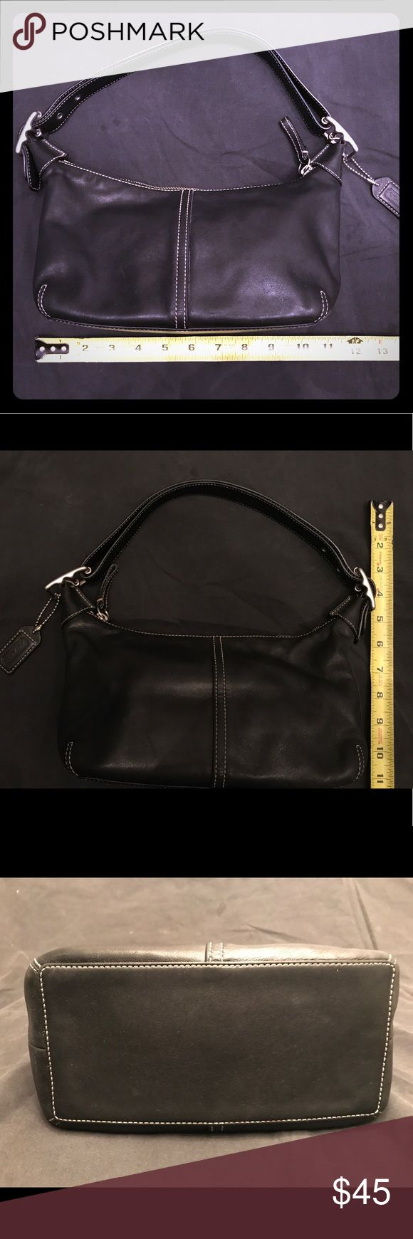 Coach Legacy Small Convertible Hobo Handbag 9564 Coach Legacy Small Convertible Hobo Handbag Purse B061-9564. Smoke Free Home. Coach Bags Hobos
