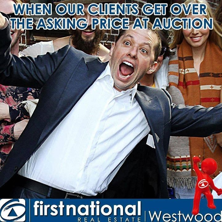 We love hitting over the asking price!  #fnrewestwood