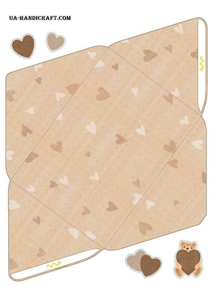 Шаблоны для конвертов | 3 сообщений | Handmade: свадьба своими руками на Невеста.info