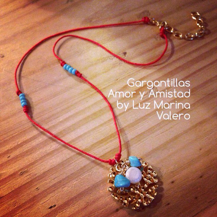 Gargantilla by Luz Marina Valero