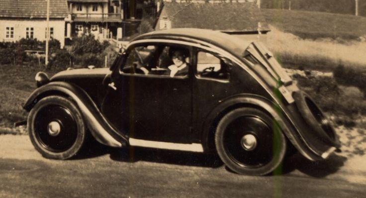 Josef Ganz`s Volkswagen. A when and where mystery? - PreWarCar