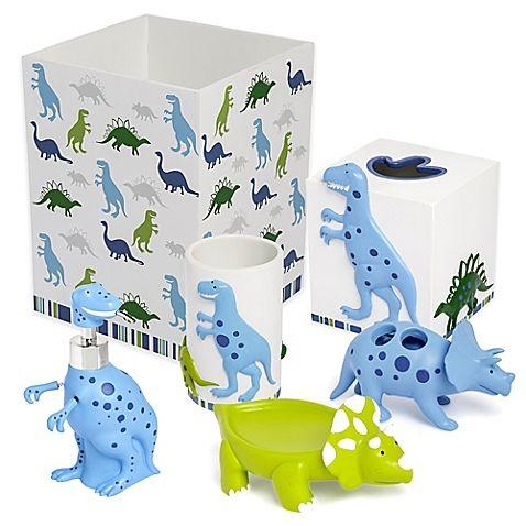 Dino Park Bath Ensemble