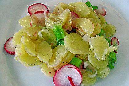 Lauwarmer Kartoffelsalat (Rezept mit Bild) von whiteangelstar | Chefkoch.de