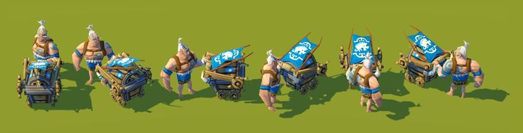 Age of Empires Online ART