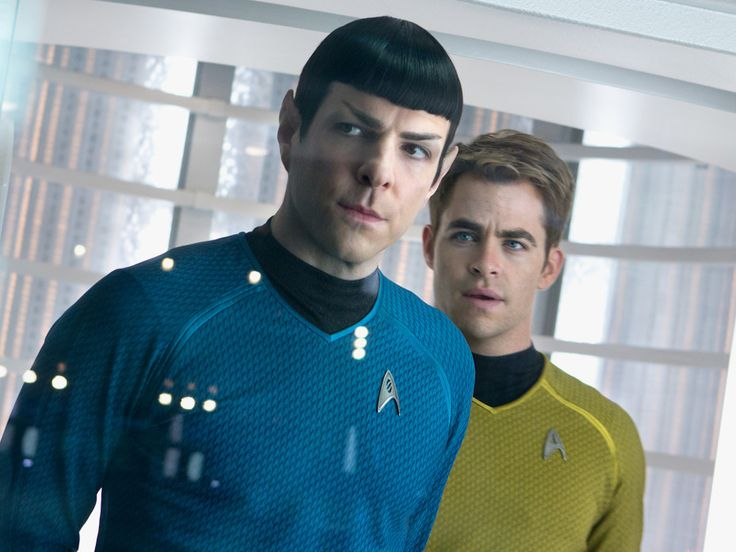 There's a new 'Star Trek' series coming to streaming. (Yay!) But it's not tied to the forthcoming movie. Weird.